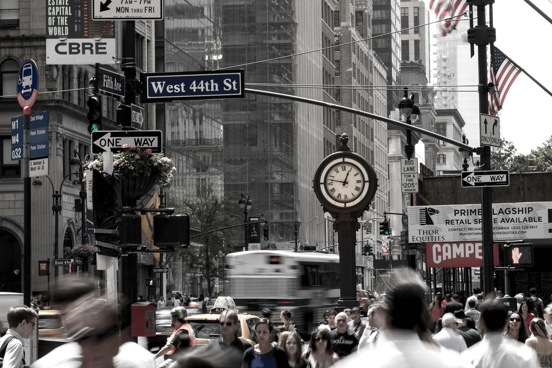 רחוב בניו יורק